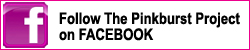 Follow The Pinkburst Project on Facebook!