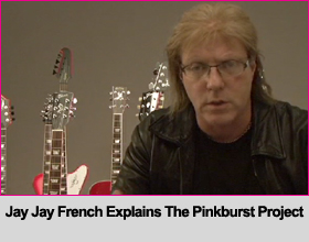 Jay Jay French Explains The Pinkburst Project